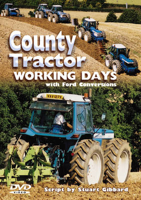 County Tractor Working Days (DVD)