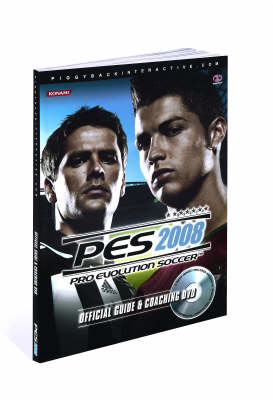 PES 2008: Official Guide and Coaching DVD (Paperback)