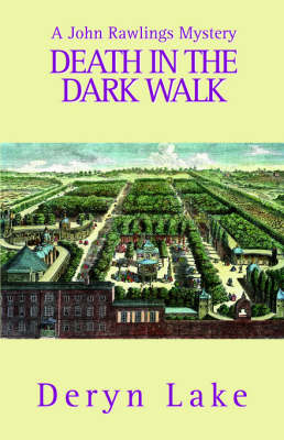 Death in the Dark Walk - John Rawlings Mystery (Paperback)