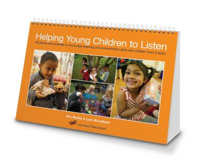 Helping Young Children to Listen (Spiral bound)