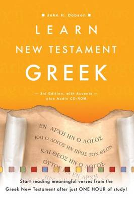 Learn New Testament Greek (Mixed media product)