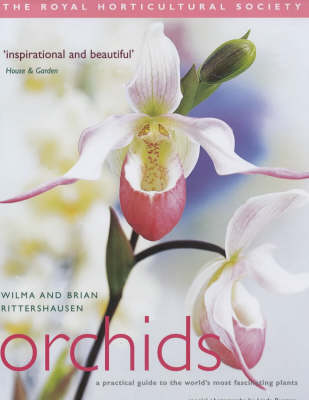RHS Orchids: A Practical Guide to the World's Most Fascinating Plants (Paperback)