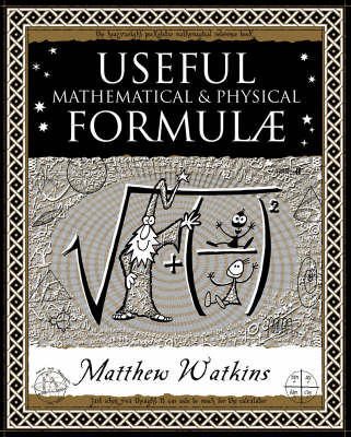 Useful Mathematical and Physical Formulae (Paperback)
