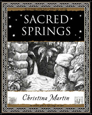 Sacred Springs - Holy Wells in Great Britain (Paperback)