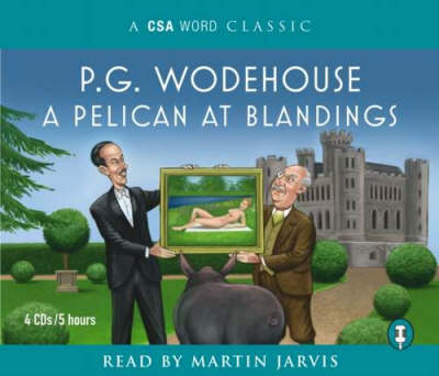 A Pelican at Blandings (CD-Audio)