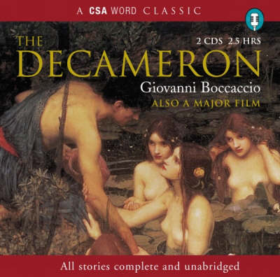 The Decameron (CD-Audio)