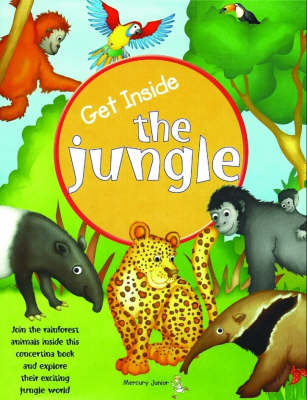 Get Inside the Jungle (Paperback)