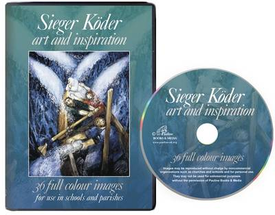Art and Inspiration: 36 Full Colour Images - Art and Inspiration of Sieger Koder (CD-ROM)