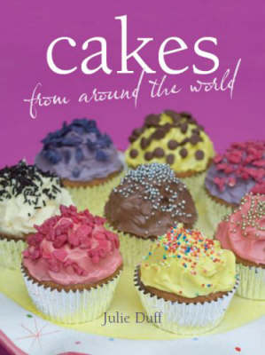 Cakes from Around the World (Hardback)