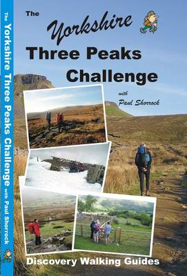 The Yorkshire Three Peaks Challenge (Paperback)