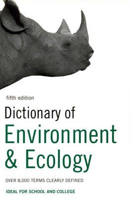 Dict Environment and Ecology Ipg EDN (Hardback)