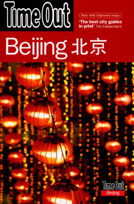 """Time Out"" Beijing (Paperback)"