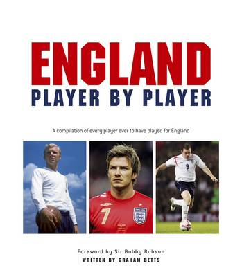 England Player by Player (Hardback)