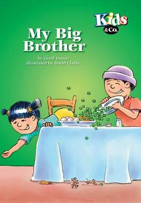 My Big Brother (Paperback)