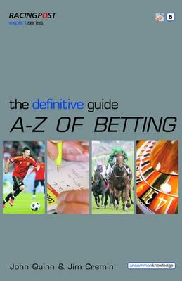 "The Definitive Guide to Betting - ""Racing Post"" Expert Series (Paperback)"