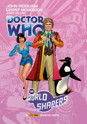 Doctor Who: World Shapers Vol 9 (Paperback)