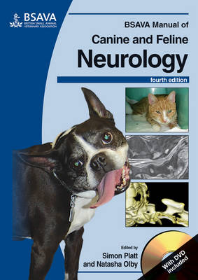 BSAVA Manual of Canine and Feline Neurology: (with DVD-ROM) - BSAVA British Small Animal Veterinary Association (Mixed media product)