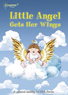 Little Angel Gets Her Wings (Mixed media product)