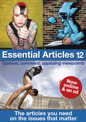 Essential Articles: 12: The Articles You Need on the Issues That Matter (Mixed media product)