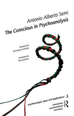 The Conscious in Psychoanalysis - The International Psychoanalytical Association Psychoanalytic Ideas and Applications Series (Paperback)