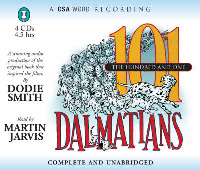 The Hundred and One Dalmatians (CD-Audio)
