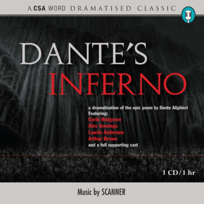 Dante's Inferno (CD-Audio)