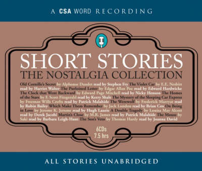 Short Stories: The Nostalgia Collection (CD-Audio)