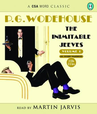 The Inimitable Jeeves: Volume 1 (CD-Audio)