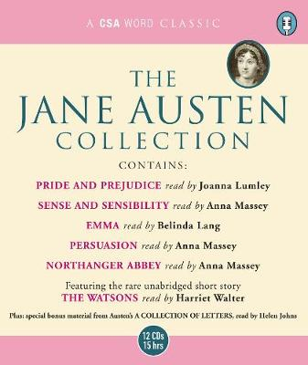 The Jane Austen Collection (CD-Audio)