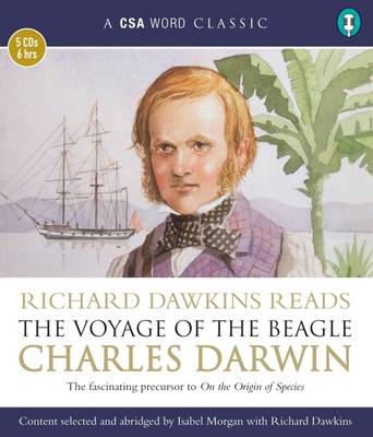 "The Voyage of the ""Beagle"": Journals and Remarks (CD-Audio)"