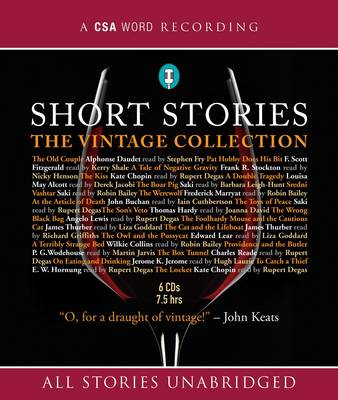 Short Stories: The Vintage Collection (CD-Audio)