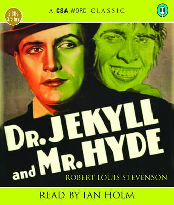 The Strange Case of Dr. Jekyll and Mr. Hyde (CD-Audio)