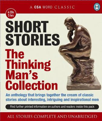 Short Stories: The Thinking Man's Collection - CSA Word Short Stories No. 6 (CD-Audio)
