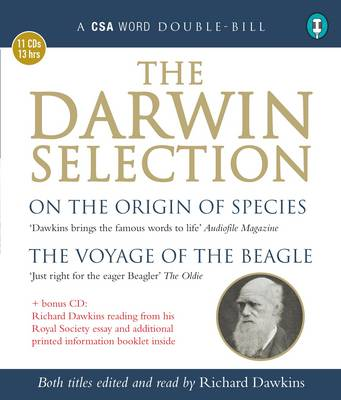 The Darwin Selection (CD-Audio)