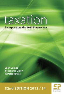 Taxation: Incorporating the 2012 Finance Act 2013/14 (Paperback)