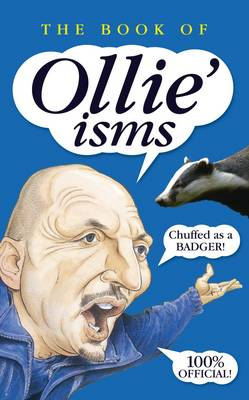 Little Book of Ollie'isms (Hardback)