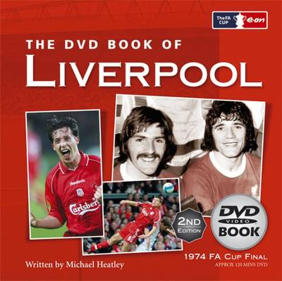DVD Book of Liverpool (Mixed media product)