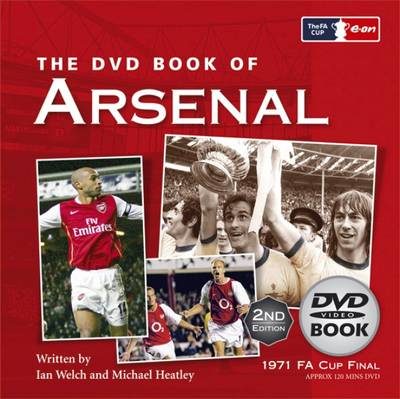 DVD Book of Arsenal (Mixed media product)