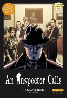 An Inspector Calls the Graphic Novel: Original Text (Paperback)