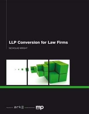 LLP Conversion for Law Firms (Paperback)