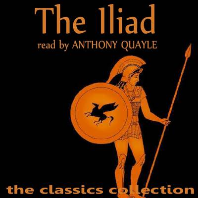 The Iliad (CD-Audio)