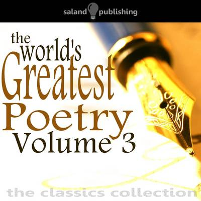 The World's Greatest Poetry: v. 3 (CD-Audio)