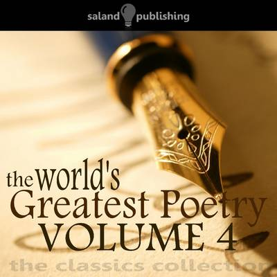 The World's Greatest Poetry: v. 4 (CD-Audio)