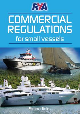 RYA Commercial Regulations for Small Vessels (Paperback)