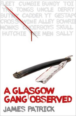 A Glasgow Gang Observed (Paperback)