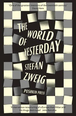 The World of Yesterday (Paperback)