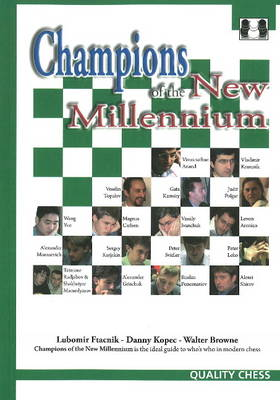 Champions of the New Millennium - Build Up Your Chess with Artur Jusupov v. 1 (Paperback)