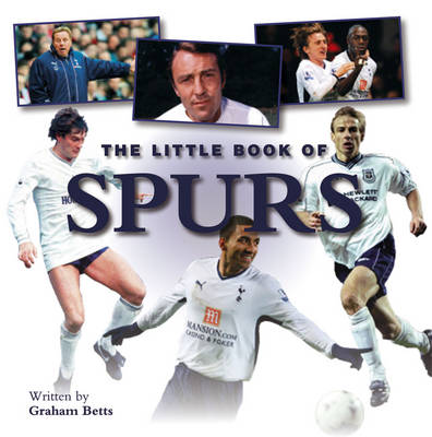Little Book of Spurs (Hardback)