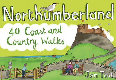 Northumberland: 40 Coast and Country Walks - Pocket Mountains S. (Paperback)