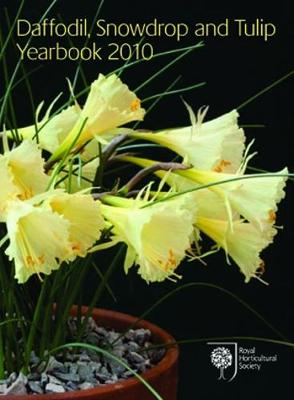 Daffodil, Snowdrop and Tulip Yearbook 2010 (Paperback)
